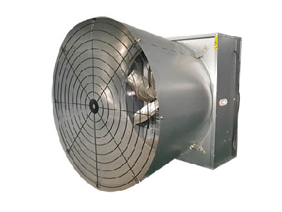 拢风筒风机(百叶式)